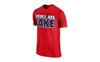 Jordan Yours Are Fake